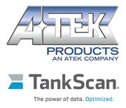 Atek Products and TankScan Logos