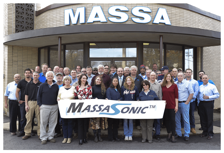 Massa Staff Group Photo