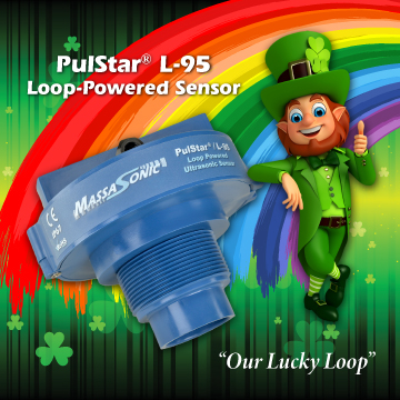 Spotlight Slider PulStar L-95 St. Patricks Day