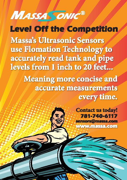 Massa Qtr Page Ad for Flow Control